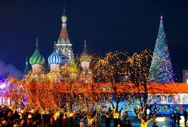 Новогодняя столица!