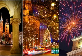 Новый год в Европе! Сказочный Краков!