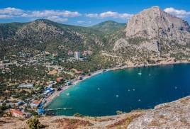 Отдых в Крыму, в Судаке